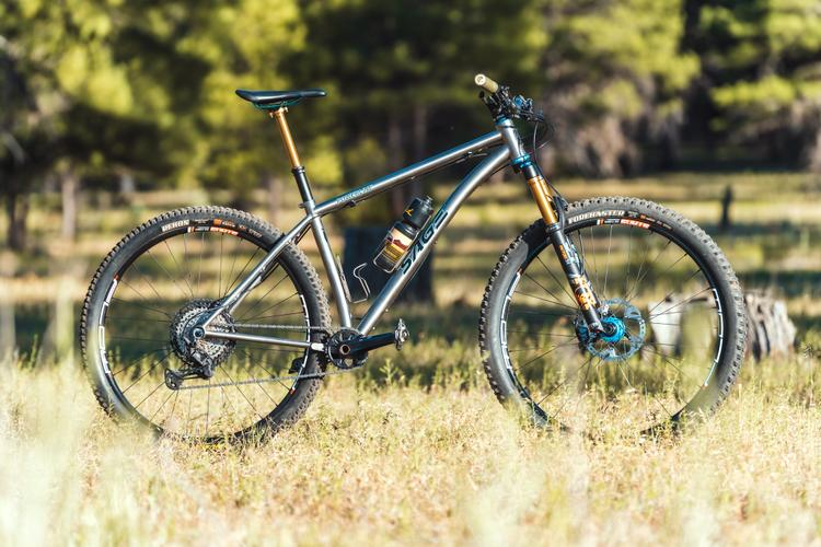 Brewed in Oregon: A Long-Term Review of the Sage Titanium Powerline 29er Hardtail