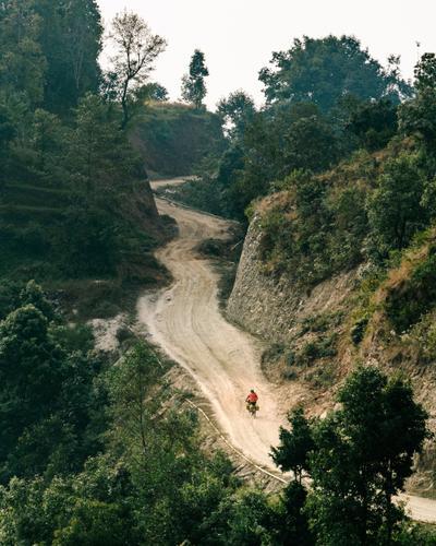 Steeep roads