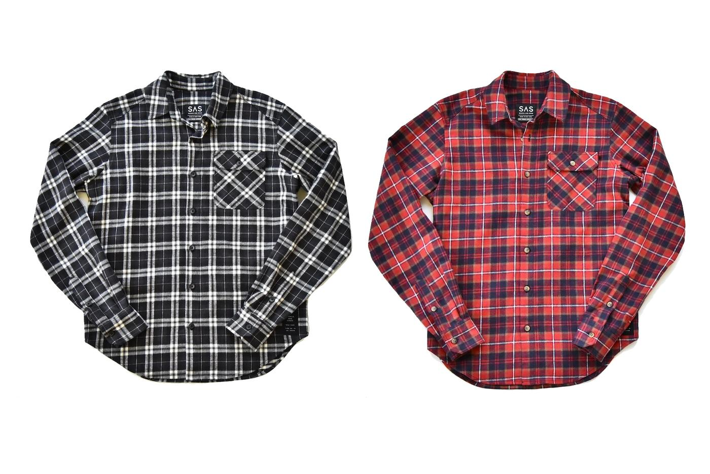 Search and State's New Brushed Flannel Colors