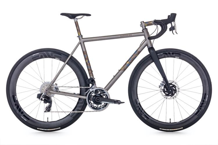 Road's Not Dead: Moots Introduces the Vamoots RCS