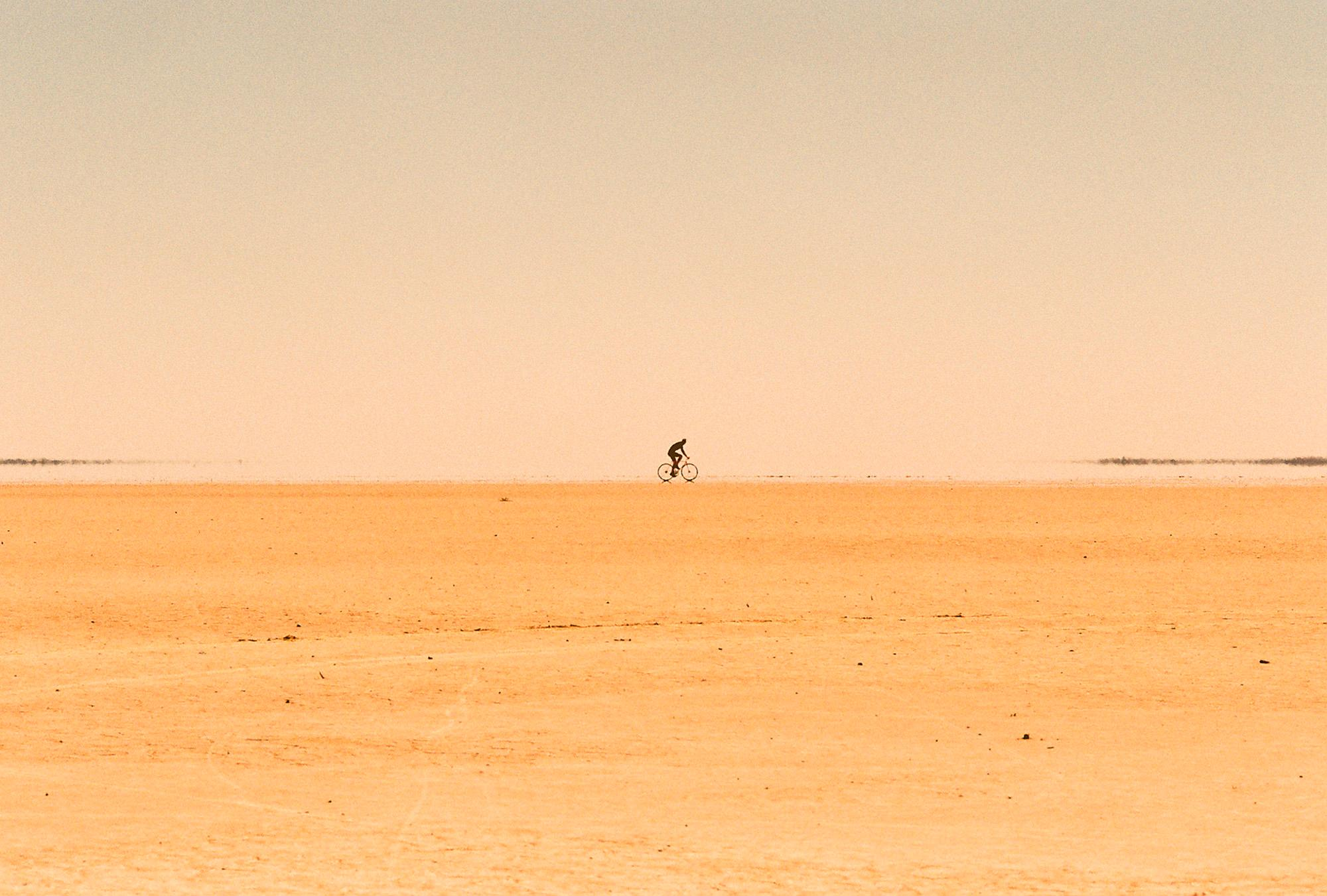 Dreams of #trackpan. Verneukpan, 2016. Shot on 35mm film.