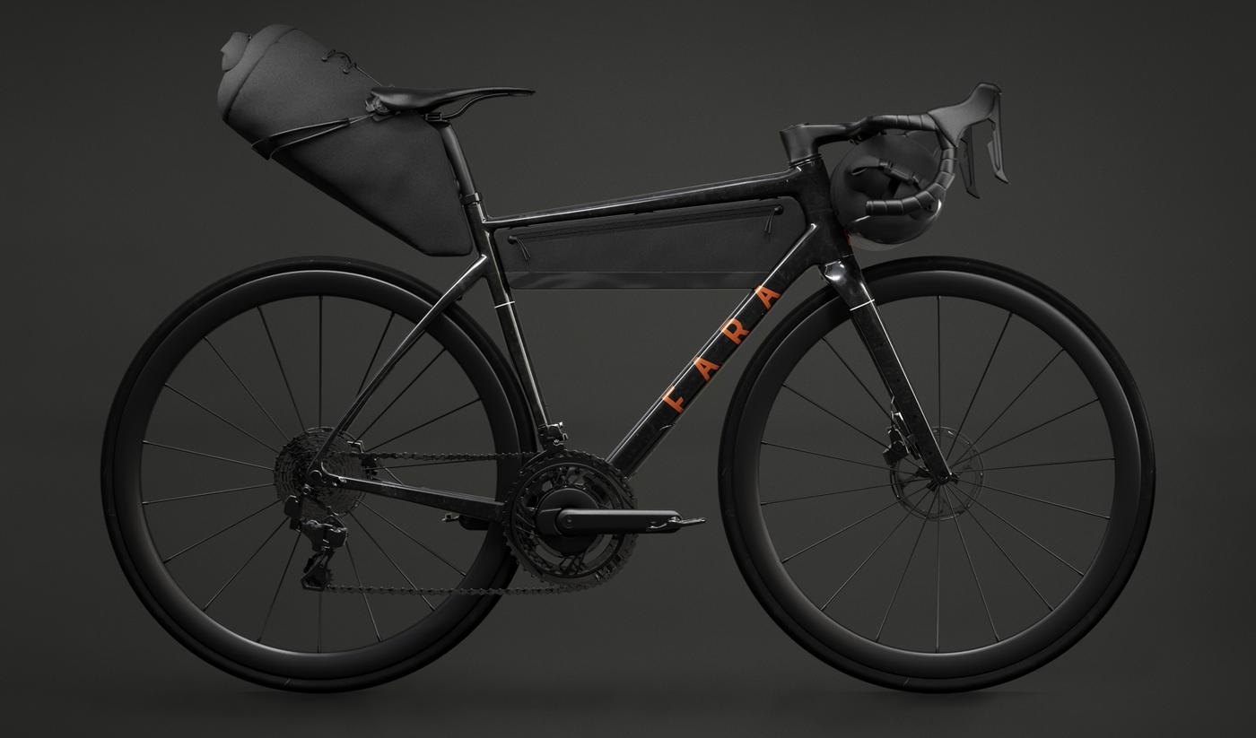 Fara Cycling Announces The All-New F/AR All-Road Bike