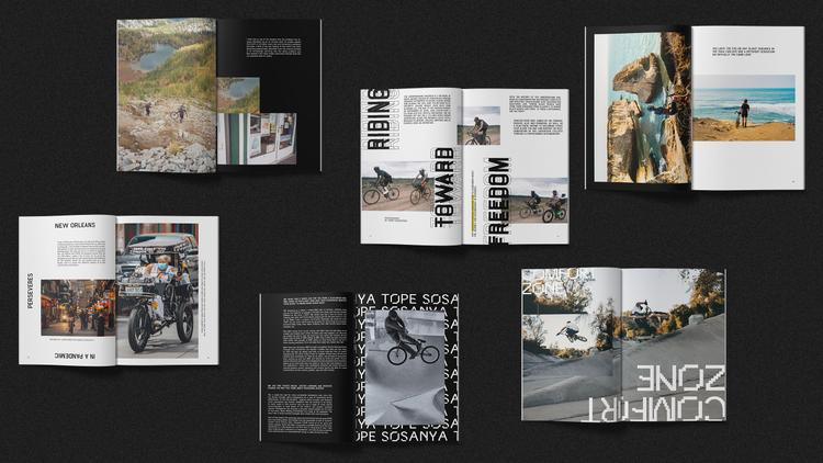 Broken and Coastal's 6th Issue has Dropped with All Proceeds Supporting Ride for Racial Justice