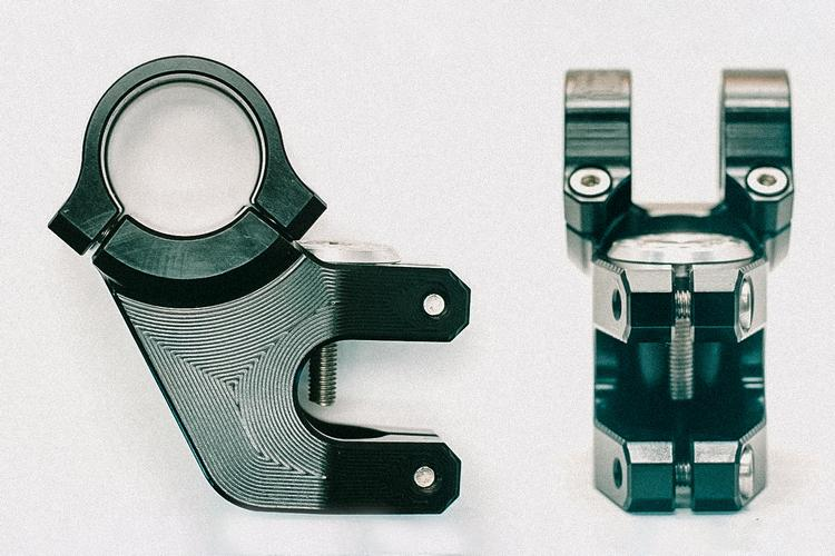 Tanglefoot Cycles: Discord Components – Peeper Stem Gets Your Bars Higher and Closer