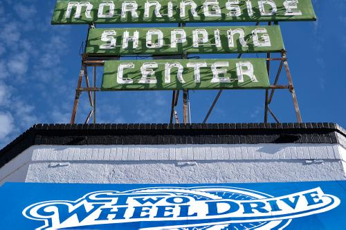 Rolling Through Albuquerque's Two Wheel Drive