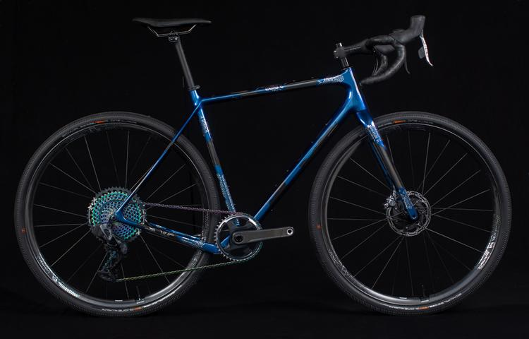 Black Magic Paint and Open WI.DE. Limited Edition Complete Bike