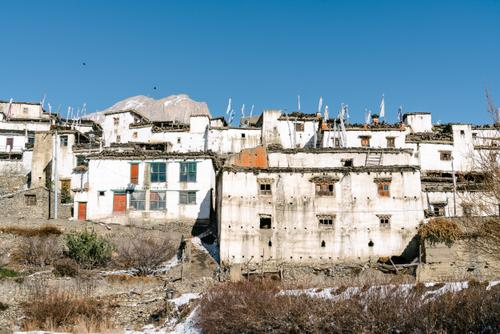 Thakali villages