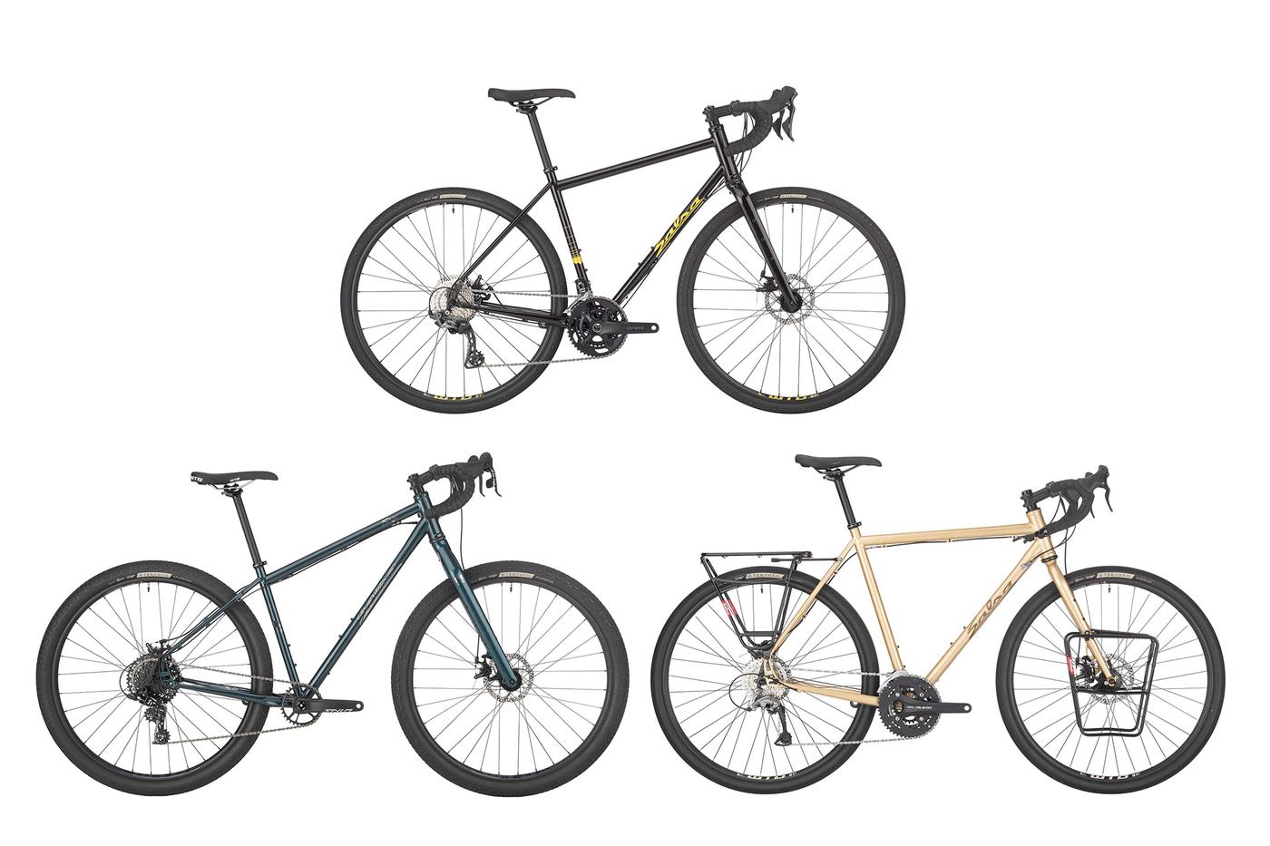 Salsa Updates its Steel Bike Lineup for 2021