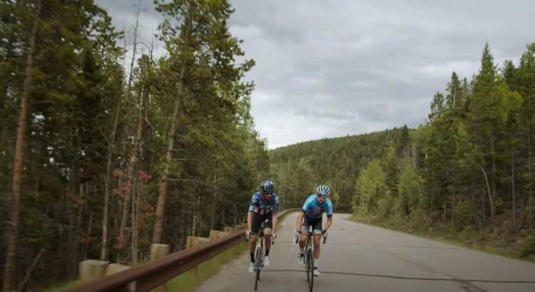 Riding Fixed, Up Mountains, with Pros: Ep. 13: Echo Lake with Alex Howes