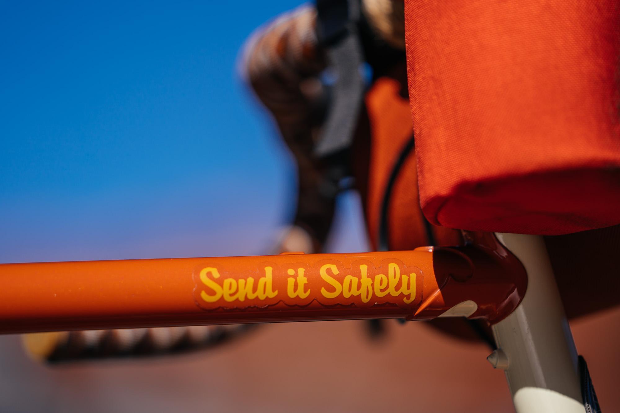 Send It Safely Rivendell Sam Hillborne