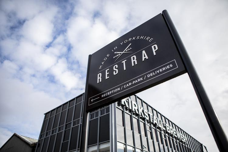 UK's Restrap Moves to a Bigger Facility