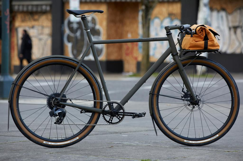 The Speedvagen AAF Commuter