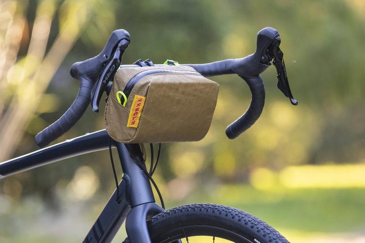 VRNCLR Frontal Lobe Handlebar Bag