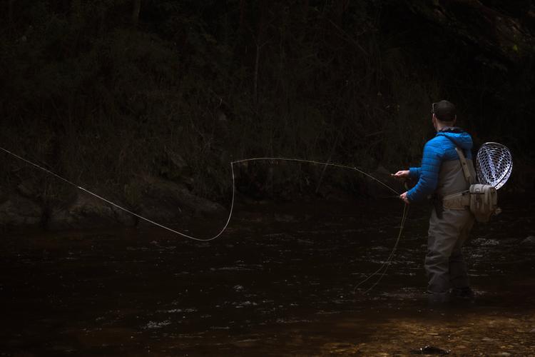 Castin' Lines: Mountain Bikefishing in Victoria, Australia