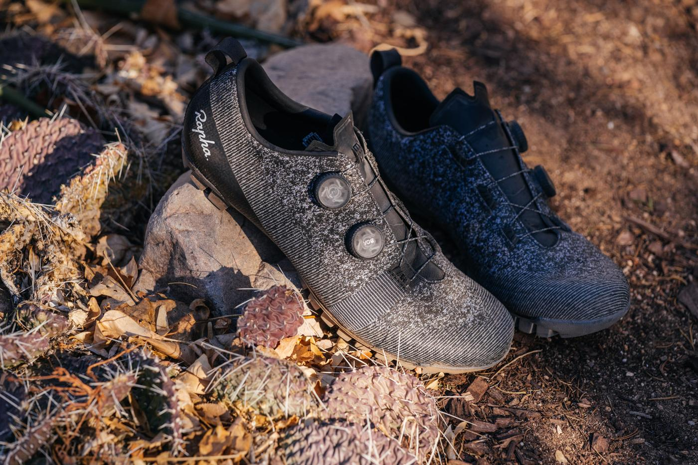 A Look at Rapha's New Powerweave Explore Gravel Shoes