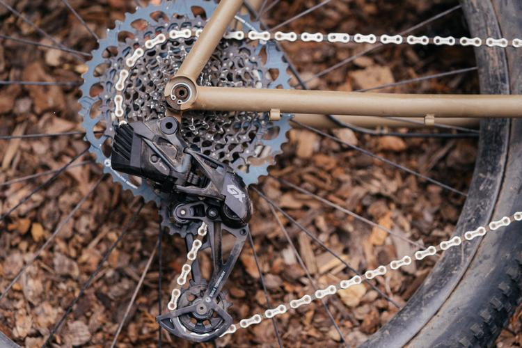 Technological Alluvium: SRAM Wireless Tech Rolls Downhill into GX Eagle AXS