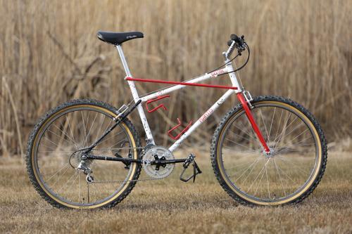 A Second Spin 1987 Mantis X-frame/Valkyrie