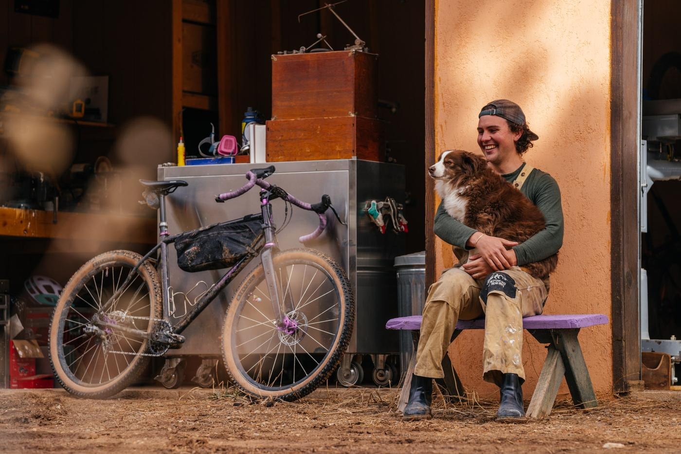 Balance and Perfect Social Order: Inside Taos-Based Baphomet Bicycles