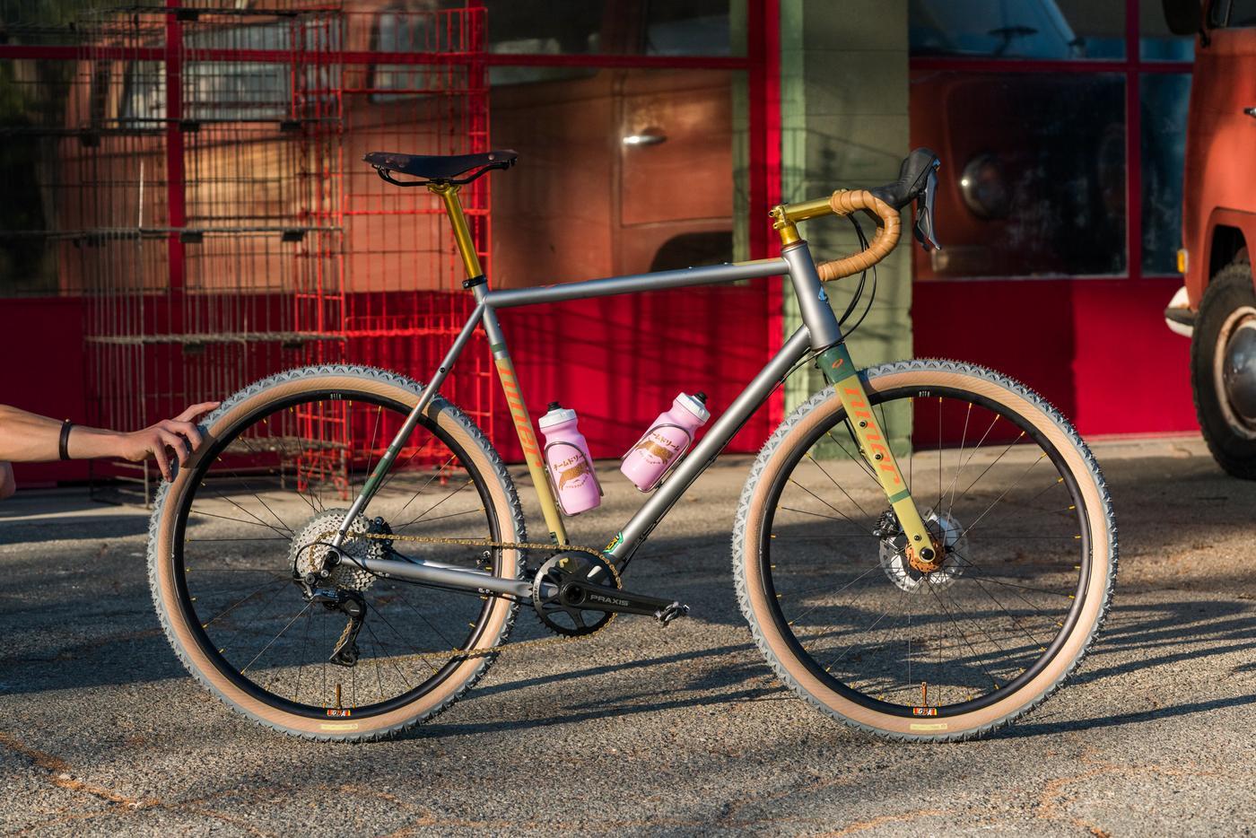 Readers' Rides: Patrick's Niner RLT 9 Steel