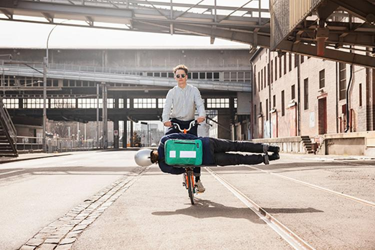 Freitag and Brompton's New Spin on Backpacks
