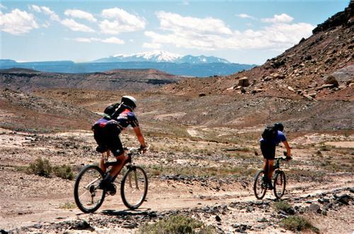 Bill Harris - Kokopelli Trail