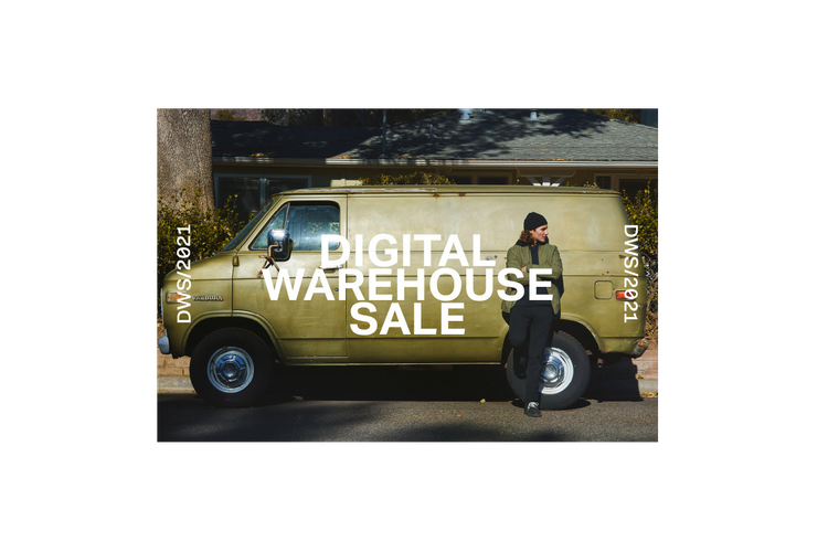 Mission Workshop: Digital Warehouse Sale