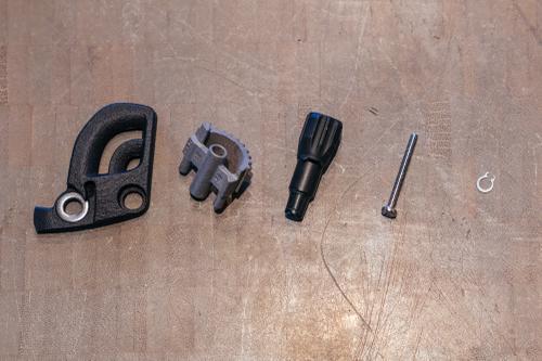 Ratio 12-Speed Eagle Drop Bar Kit-5