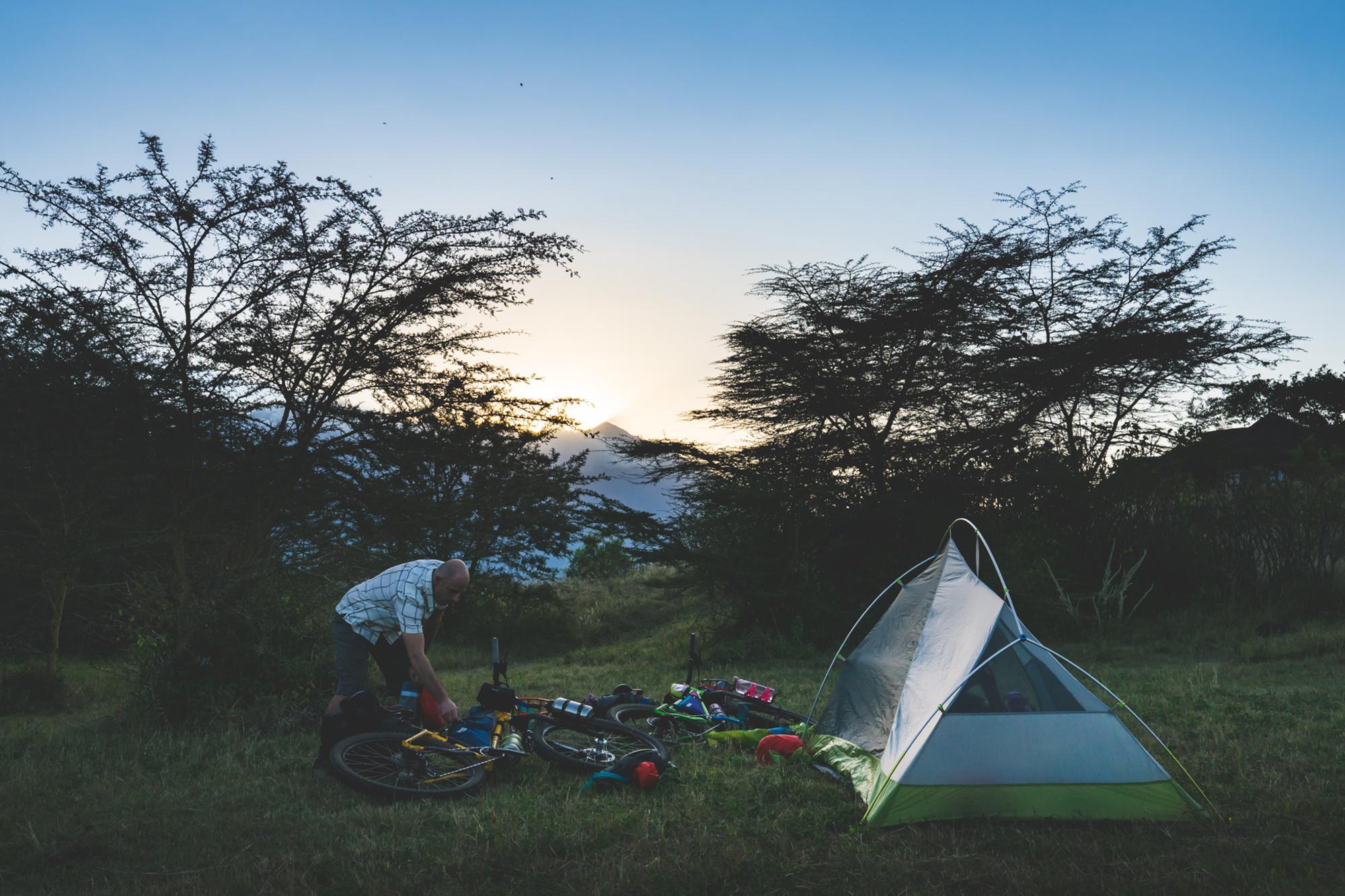 Mommela Lake Camp