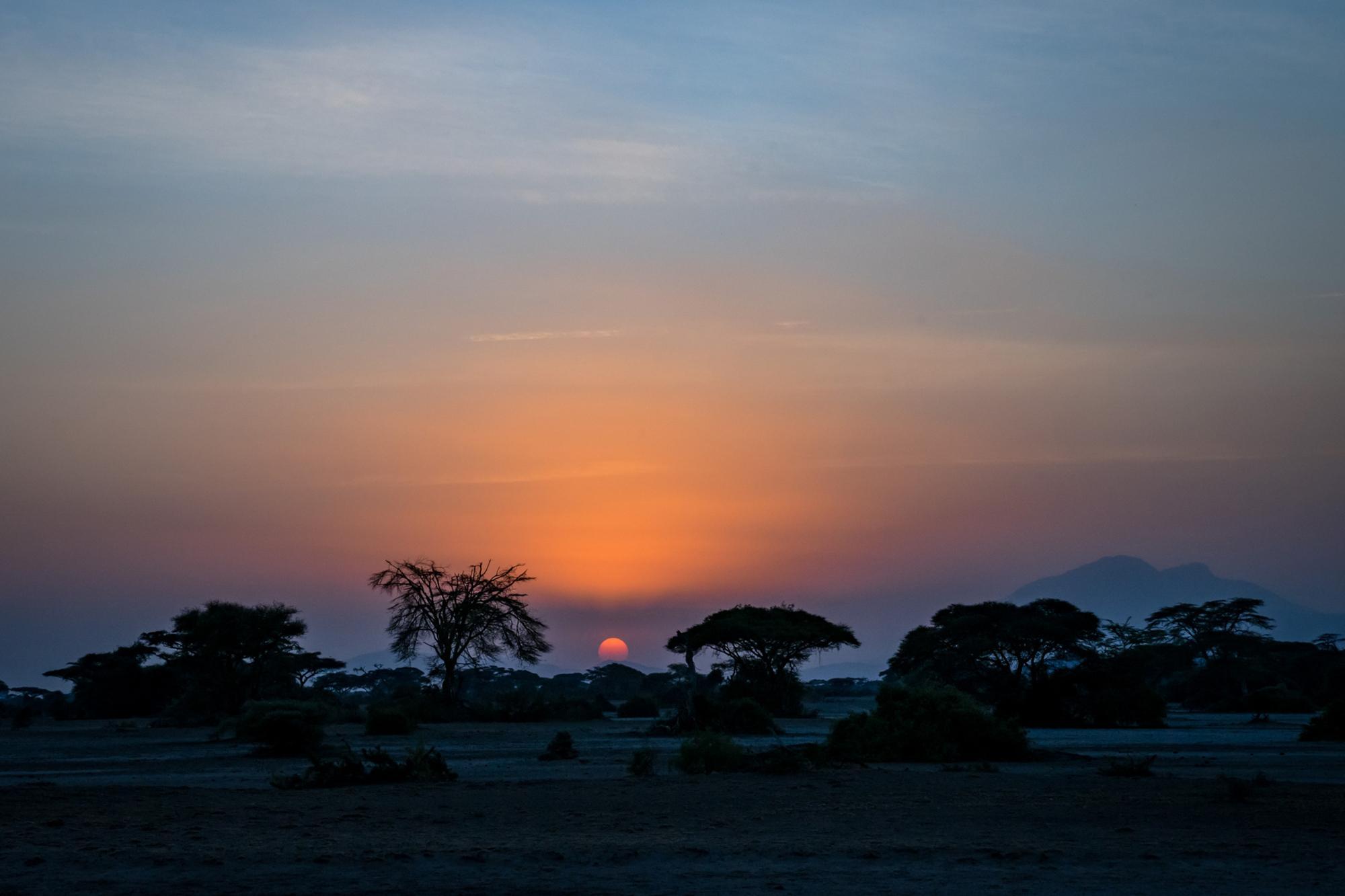 Enduimet Sunset