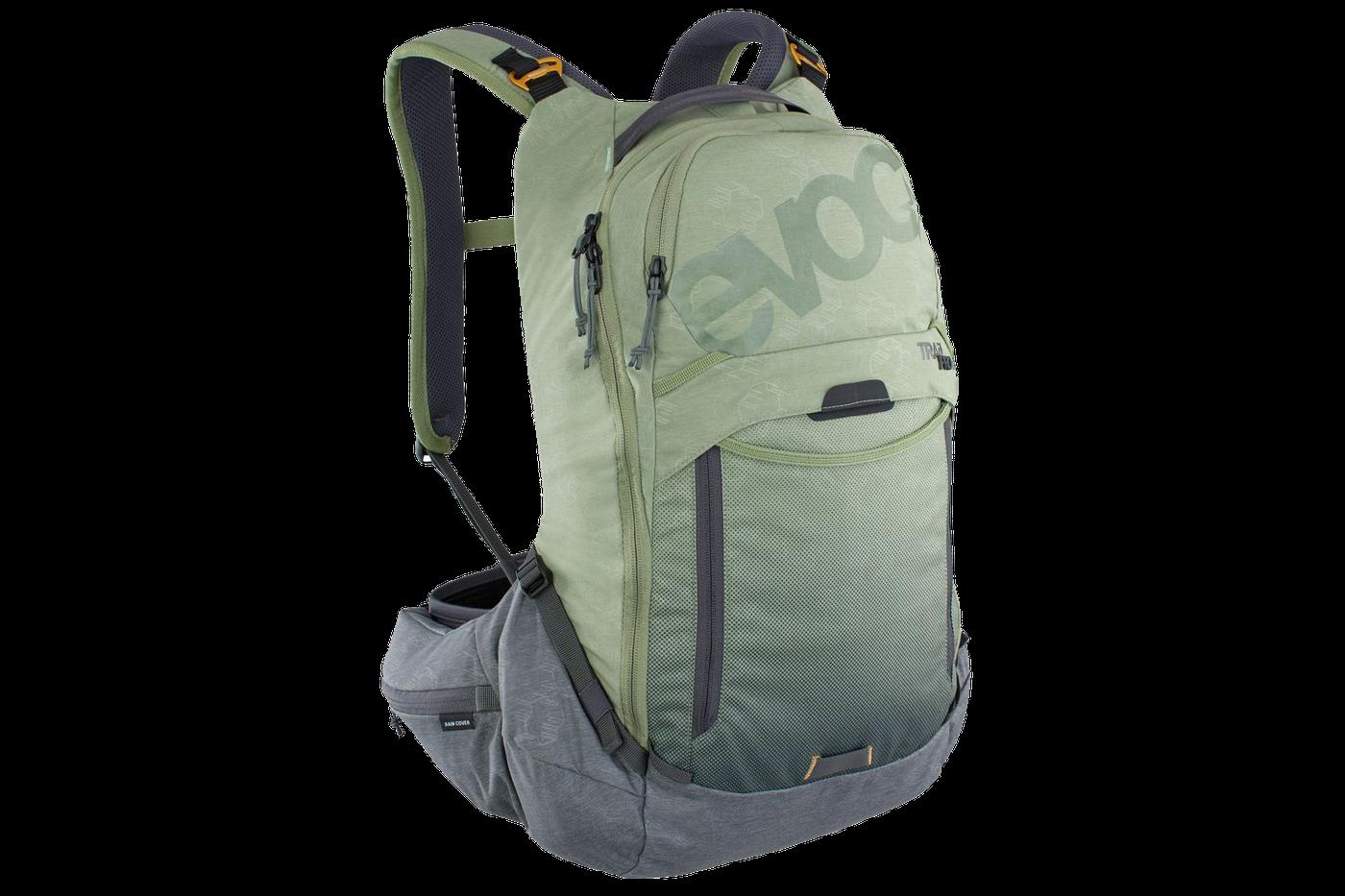 Evoc's New Trail Pro 10, 16, 26-liter Protection Backpacks