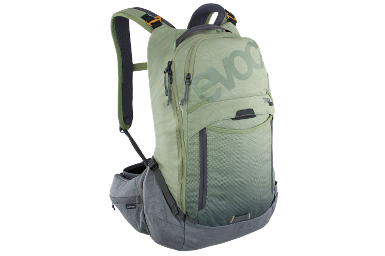 Evoc's New Trail Pro 10, 16, 26-liter Protection Backpacks