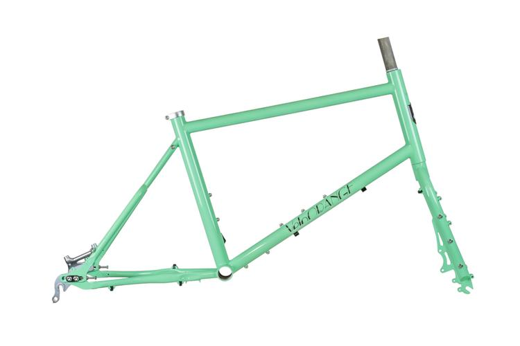 Velo Orange Restocks the Neutrino Mini Velo with a New Color and Dropper Integration