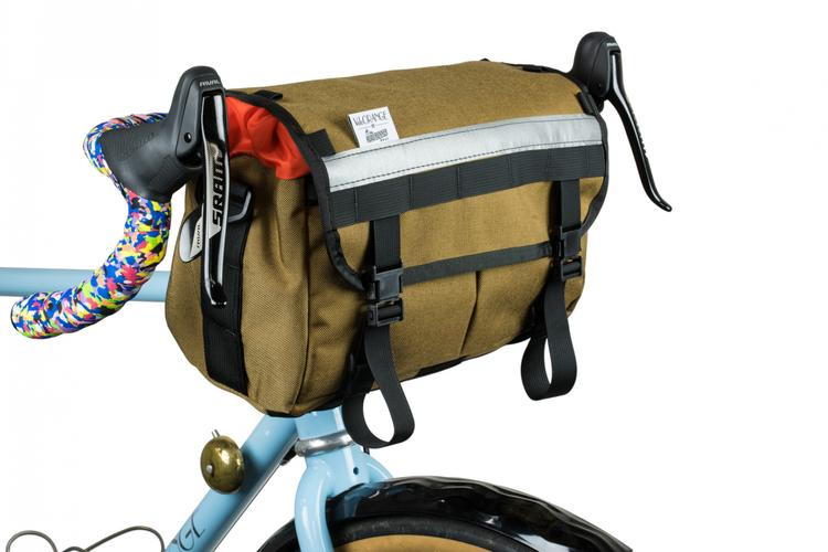 Velo Orange's New Biggish Bags