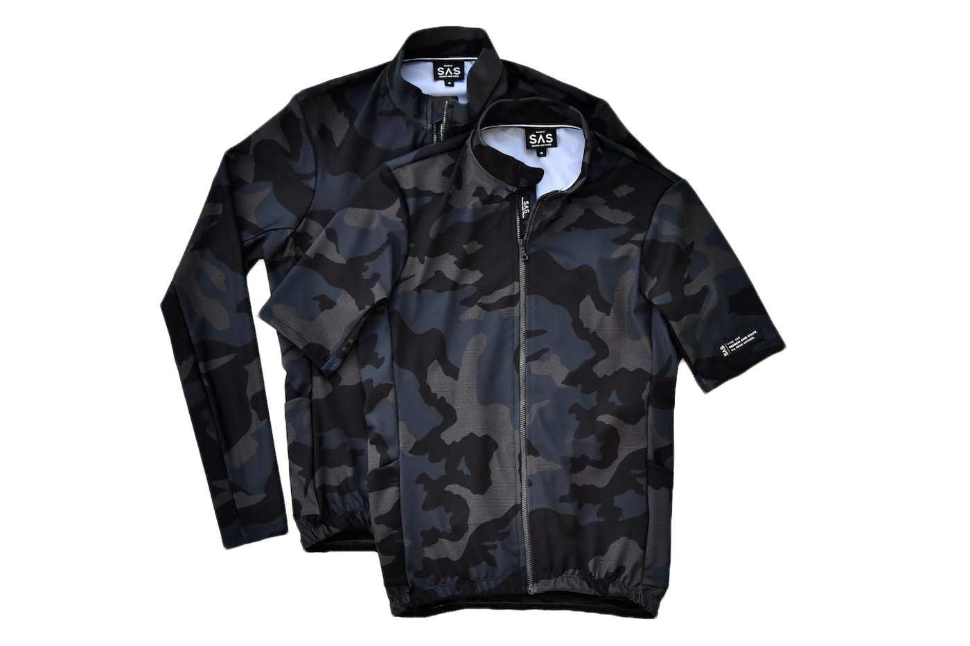 Search and State's S2-R Camo Short and Long Sleeve Jerseys