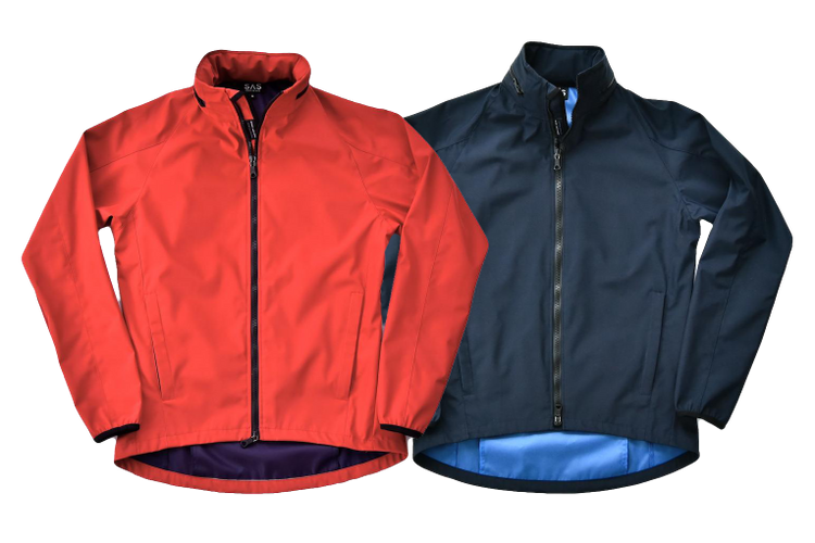 Search and State's High End Technosailor Jacket