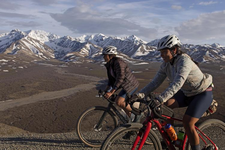 "Top 11 finalist for the 2021 ""Lael Rides Alaska"" Femme-Trans-Women's Scholarship: Part 03"