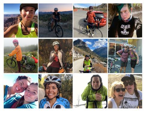 2021 Lael Rides Alaska Squares