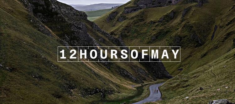 Albion Cycling & komoot present: 12HoursOfMay