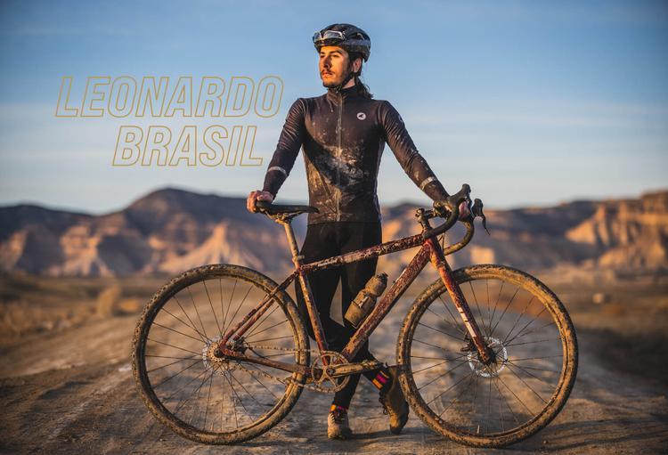 Gravel and Gratitude: Leonardo Brasil