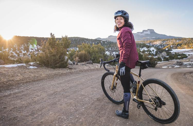 Salsa Cycles: Gravel and Gratitude – Krystal Salvent