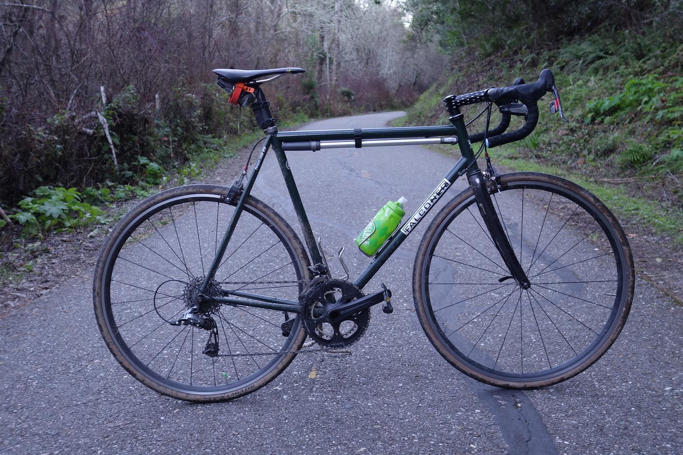 Readers' Rides: Fergus' Falconer Road