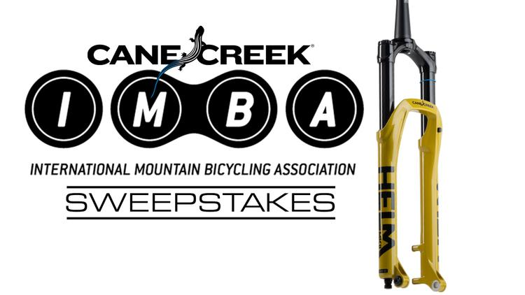 Cane Creek: HELMyeah IMBA Sweepstakes