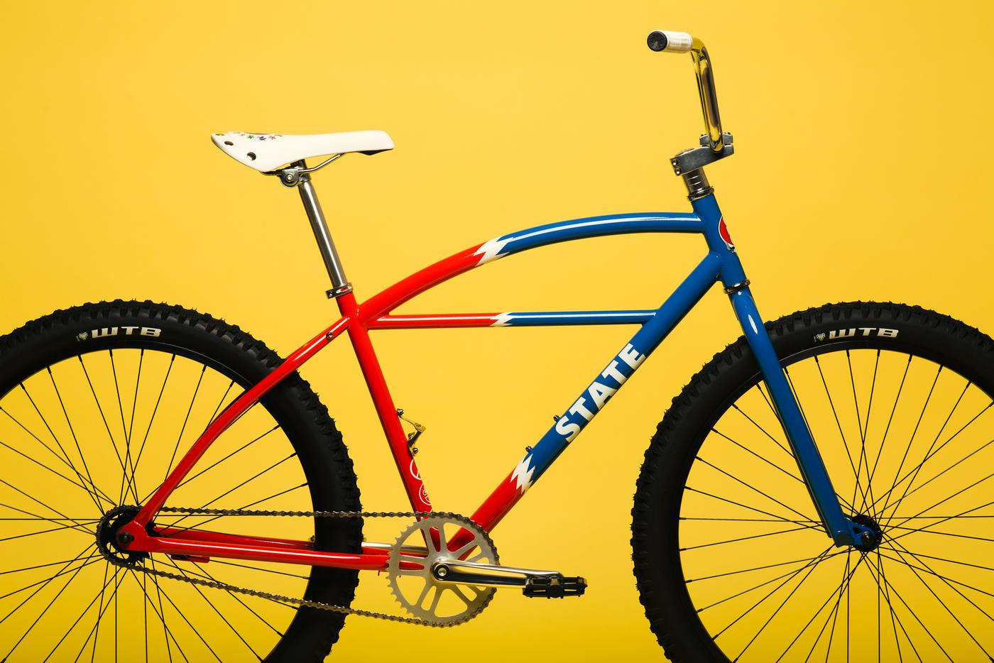 State Bicycle Co and the Grateful Dead Collaborate on Limited Edition Klunkers for 4.20