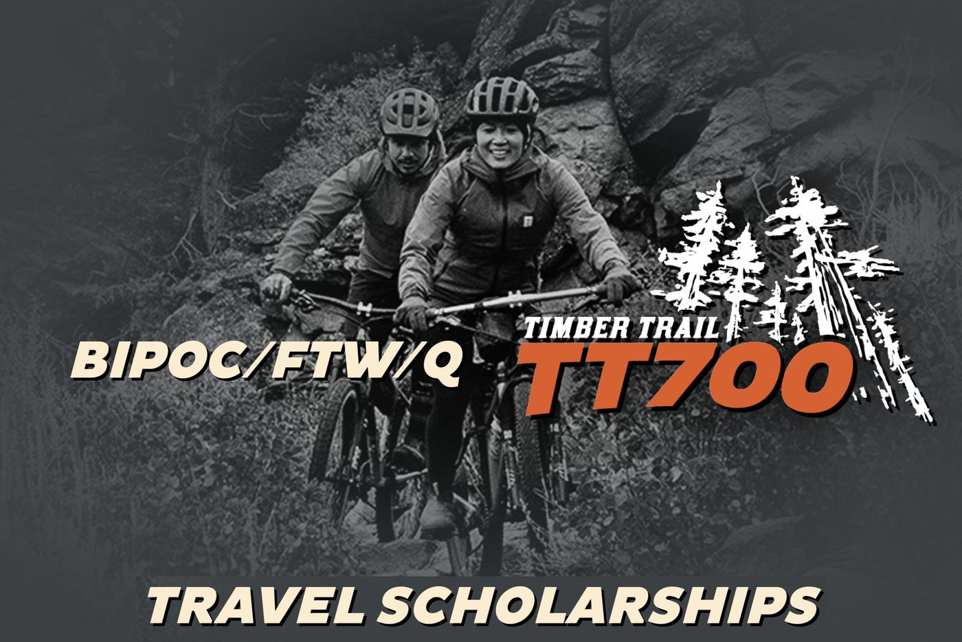 Race the Oregon Timber Trail – BIPOC/FTW/Q Scholarship Fund