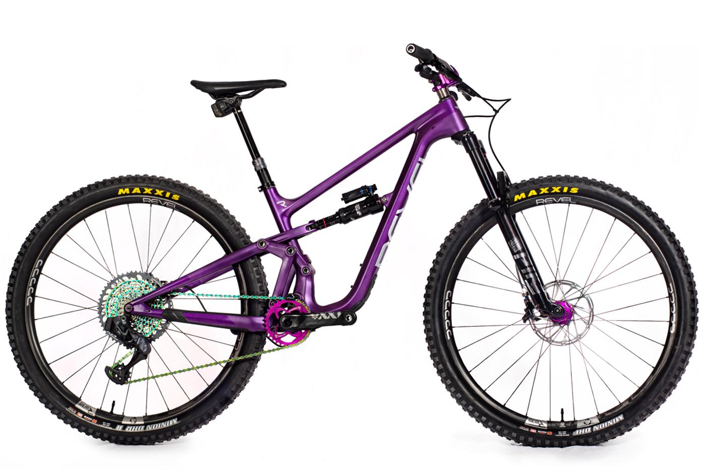 Revel Returns with a Love Your Brain Edition Purple Rascal