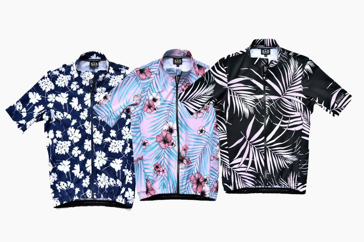 Search and State: Limited Edition Floral Jerseys