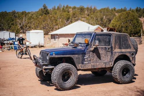 Shaun's Jeep