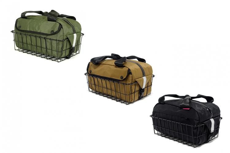 The Swift Industries Motherloaf Wald 139 Basket Bag Has Landed