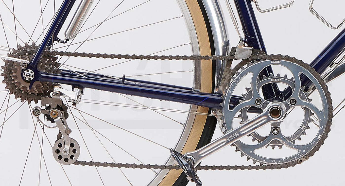 Jan's PBP Bike: Derailleurs