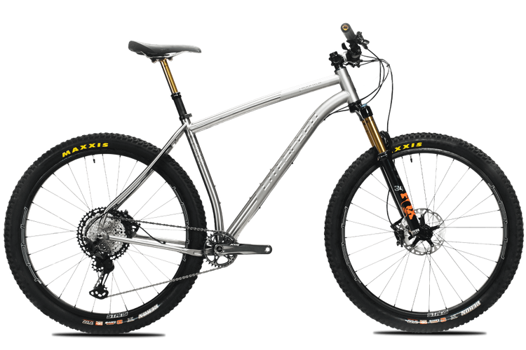 The Litespeed Pinhoti III Has Longer Travel, Bigger Tires, and More Clearance